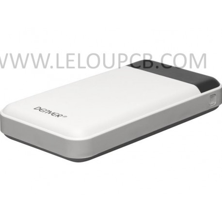 PBA-12000 - POWER BANK - 12000 mAh DENVER