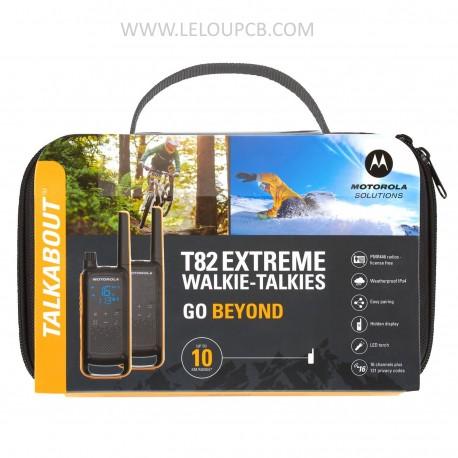 TALKIE-WALKIE  T82 EXTRÊME MOTOROLA