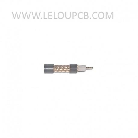 RG-213 TM Câble Coax D9.5mm