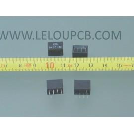 FILTER 0001 - 455KHz BLACK