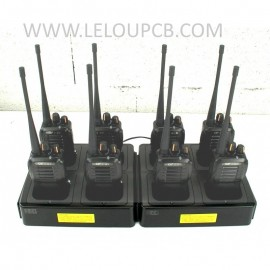 MULTI CHARGEUR 4 WAY CRT 7WP/8WP