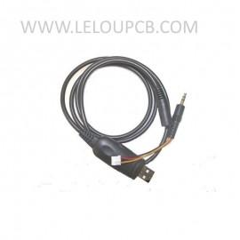 CÂBLE DE PROG. USB CRT 6900/7900