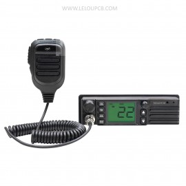 CB PNI HP 9500, 4W, AM-FM, 12V / 24V