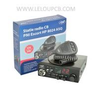 PNI Escort HP 8000L avec ASQ réglable, 12V, 4W