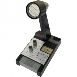 Zetagi MB+5 Micro pré-ampli avec correcteur de tonalité + VU mètre