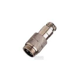 NC-528 fiche male 6 pin