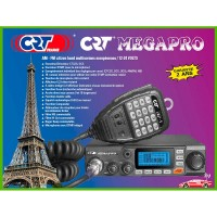 CRY MEGAPRO CB AM/FM 12/24 Volts