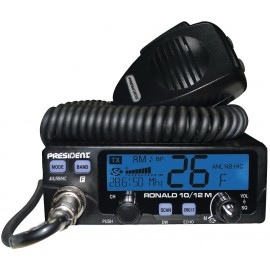RONALD 10/12M AMATEUR RADIO