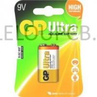GP ULTRA Pile 9V
