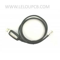 CÂBLE DE PROG. USB CRT MICRON